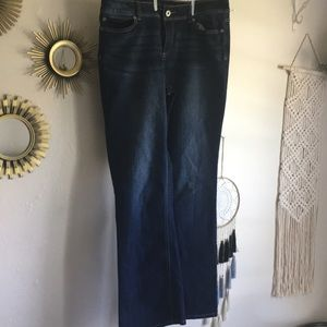 Maurices NWOT bootcut jeans. Size 13/14